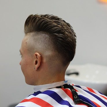 Skin Fade & Hot Towel Shave